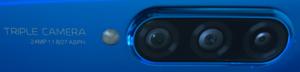P30 liteはトリプルカメラを装備